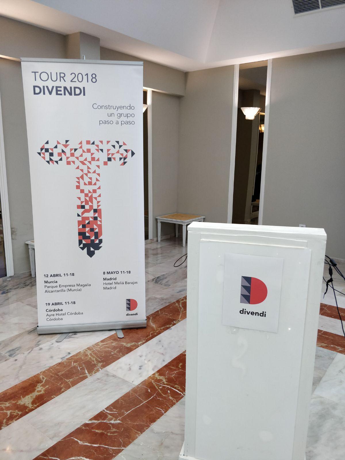 TOUR DIVENDI 4
